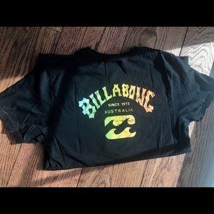 Black small Billabong T-shirt